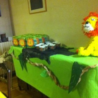 Un Anniversaire Roi Lion Blog Zôdio