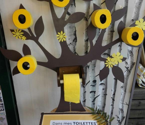 DIY : mon arbre à papier toilette !