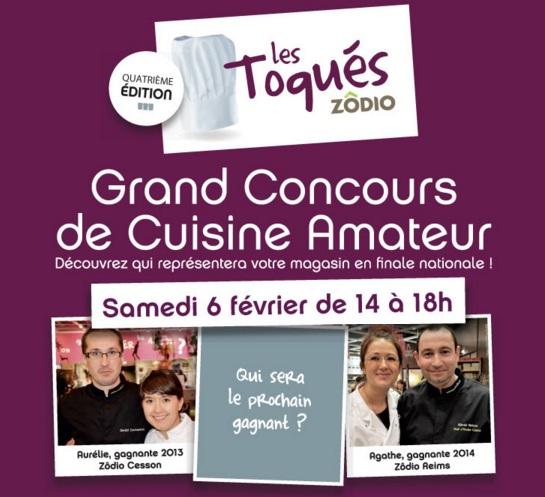 Concours de cuisine amateur les toqu s z dio chambourcy - Concours cuisine amateur ...