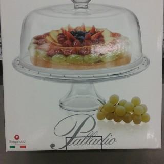 J'ai testé pour vous le plat à tarte sur pied avec cloche de Palladio