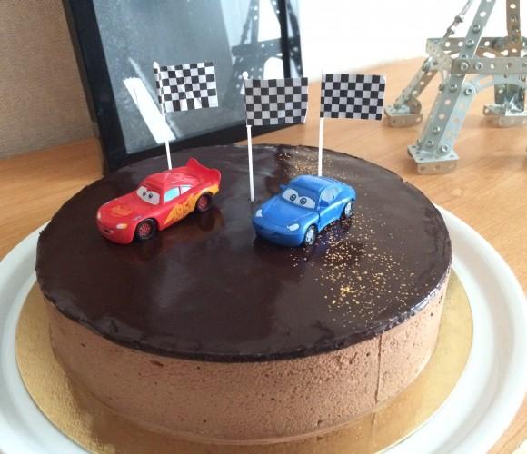 J'ai testé pour vous kit décor Cars de Cerf Dellier