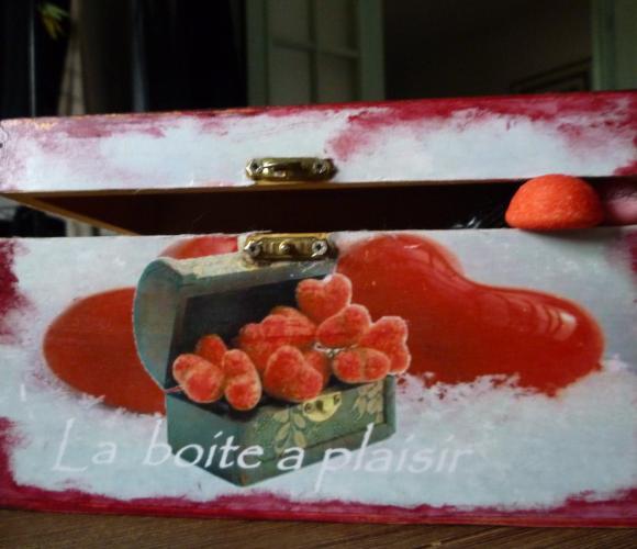 St Valentin  (la boite à plaisir)