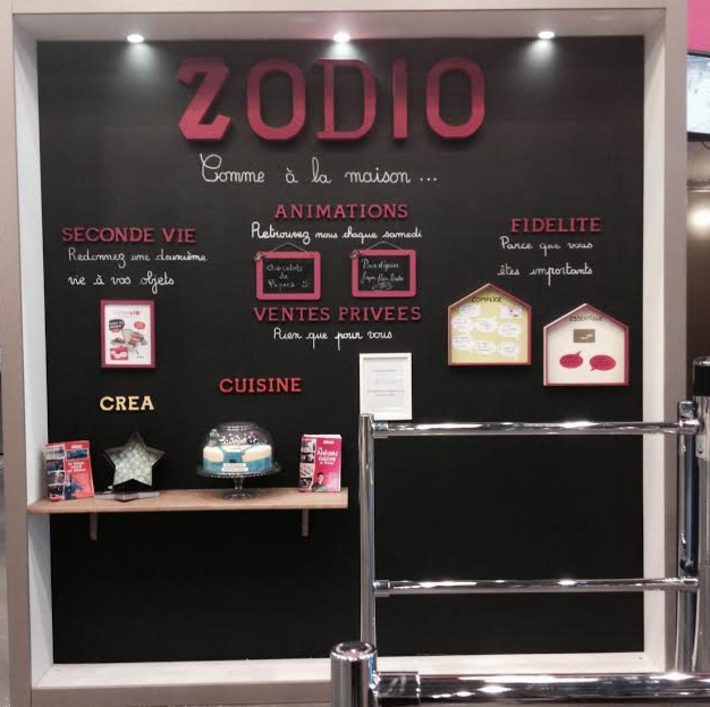 Le nouveau declic d 39 accueil de zodio chambourcy blog z dio - Zodio chambourcy atelier cuisine ...