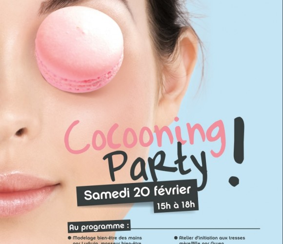 Cocooning party – Samedi 20 Février