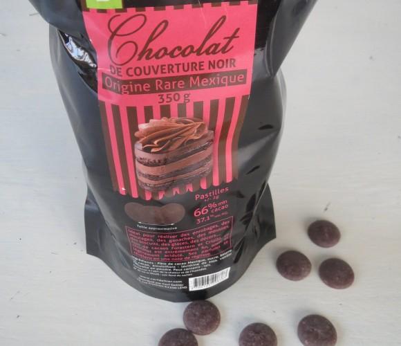 J'ai testé pour vous chocolat de couverture noir Origine rare Mexique – Patisdécor