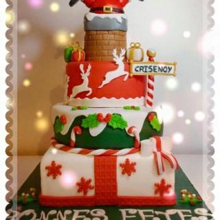 Cake Design de Noel