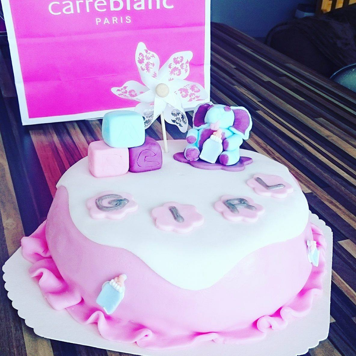 Cake Design de Super Tat'Alex