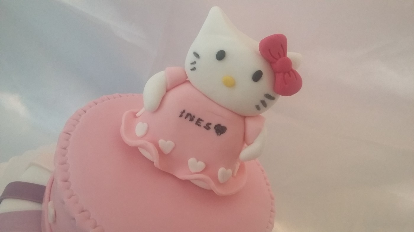 Cake Design Hello Kitty Blog Zodio