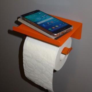 J'ai testé pour vous le dérouleur papier Zodio avec repose smartphone