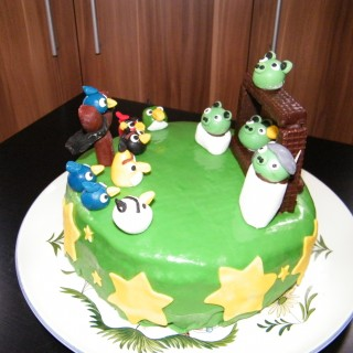 Angry birds power