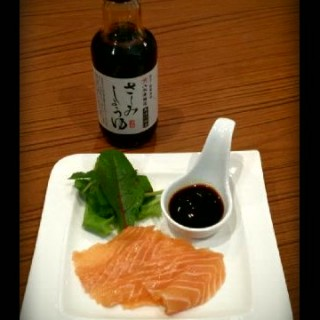 J'ai testé pour vous sauce soja sashimi