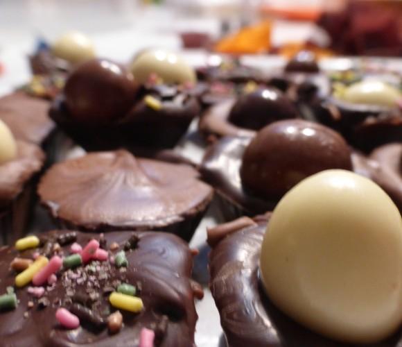 Chocolats de Pâques…
