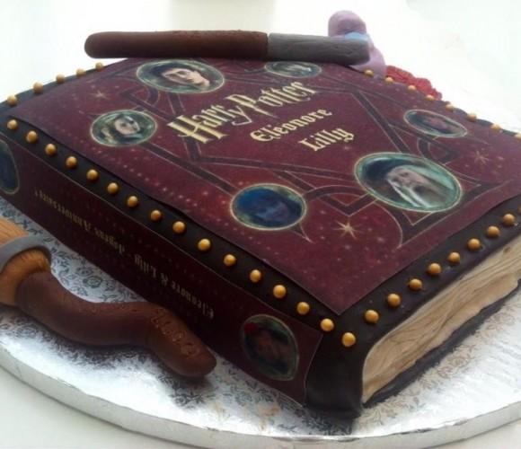 Harry Potter à lire et à croquer