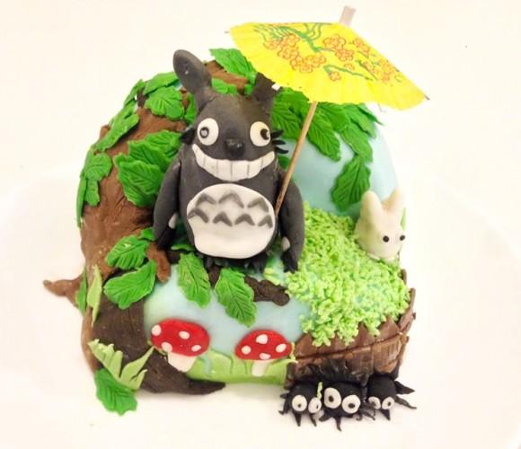 Inspiration Totoro_studio ghibli