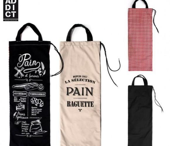 Un sac à pain bistrot trop génial !