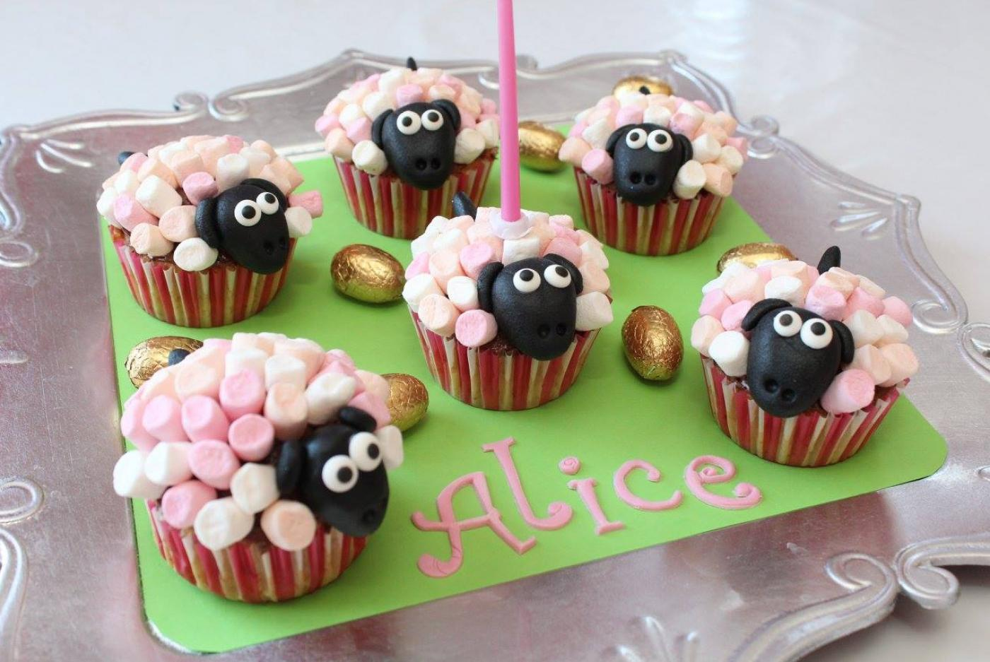 Cupcake Paques Blog Zodio