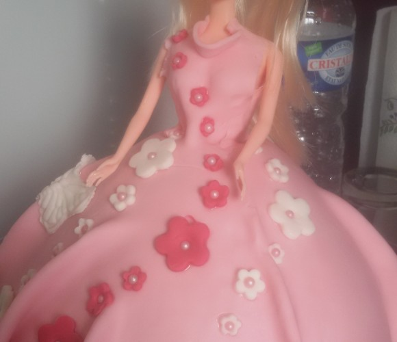 gâteau princesse April