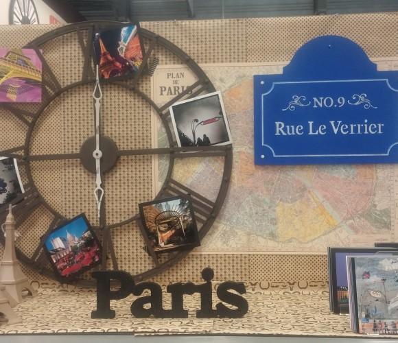 Une ambiance parisienne 100% DIY