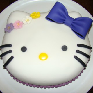 Cake Design Hello Kitty