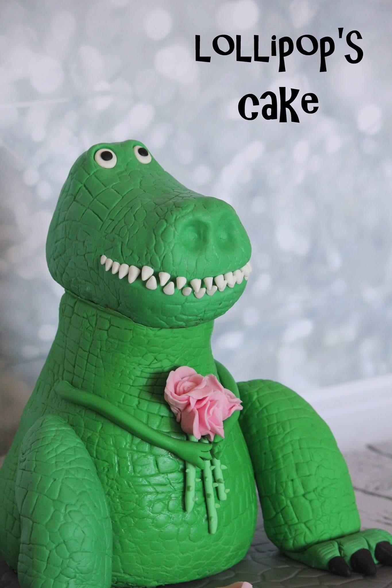 Le t-rex romantique