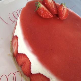 Délice de fraises !