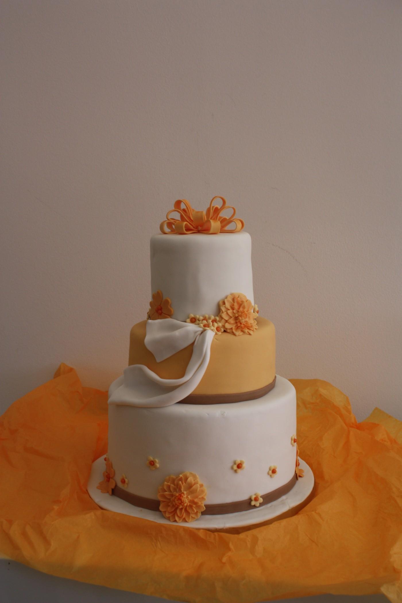 Cake Design Recette Genoise : cake design printanier (Blog ZOdio)
