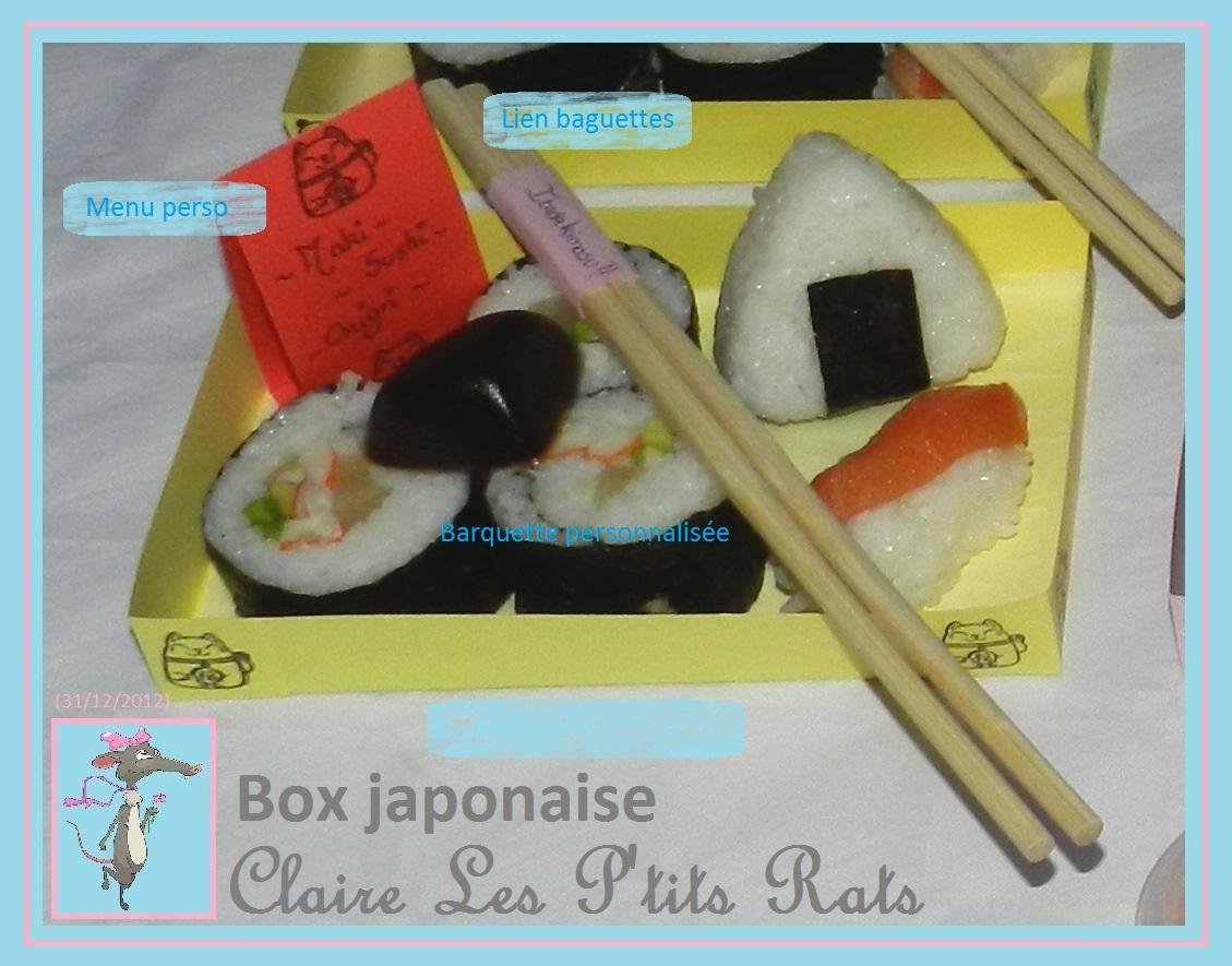 43 cr ation de box d jeuner en papier carton pour - Bonne appetit en japonais ...