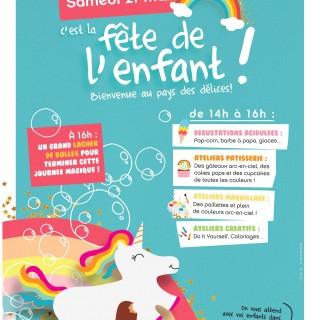 La Fête de l'Enfant chez Zodio Chambourcy - Bienvenue aux pays des délices -