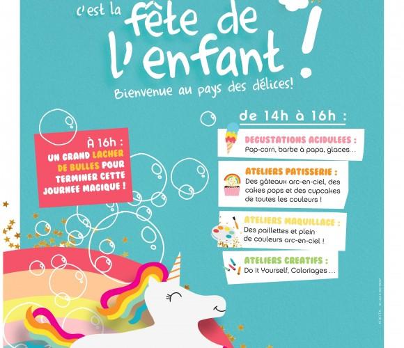 La Fête de l'Enfant chez Zodio Chambourcy – Bienvenue aux pays des délices –