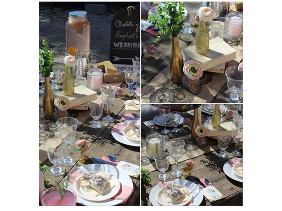 MAKE MY WEDDING : Salon du mariage DIY samedi 9 avril