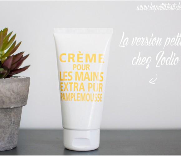 J'ai testé pour vous la crème pour les mains Compagnie de Provence
