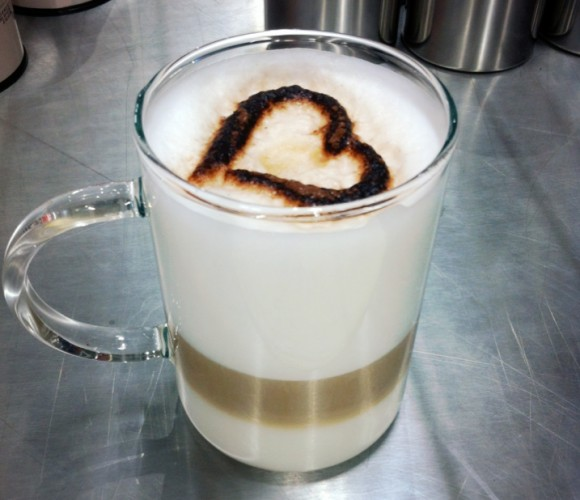 Mon cappuccino maison