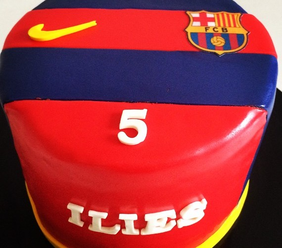 FCB pour Ilies :)