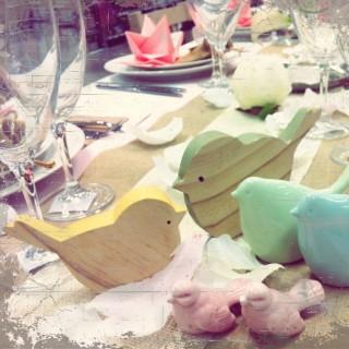 Les oiseaux et le Naturel à l'honneur sur votre table!