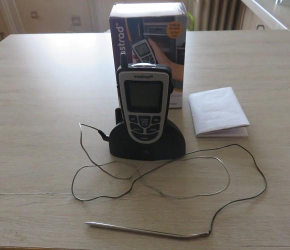 J'ai testé pour vous le thermomètre de cuisson mastrad