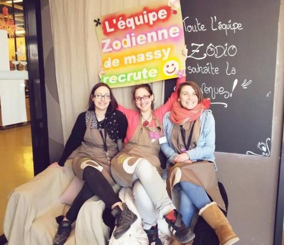 L'équipe Zodienne de Massy RECRUTE !!