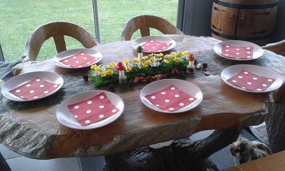 Table enchantée
