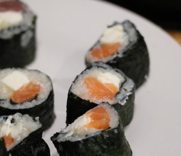 sushis maison !