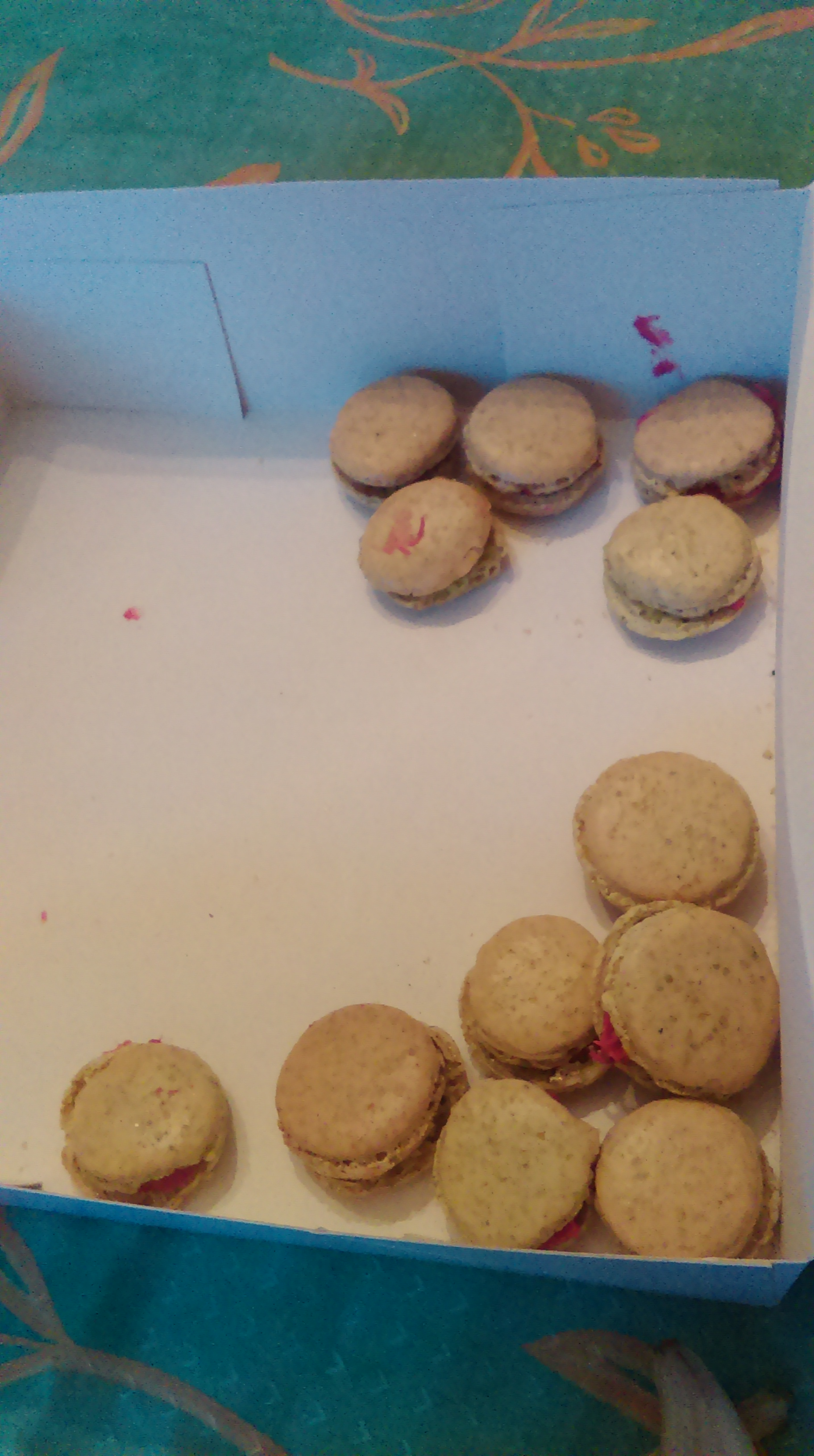 J 39 ai test pour vous l 39 atelier zodio massy macarons pistaches blog z dio - Zodio chambourcy atelier cuisine ...