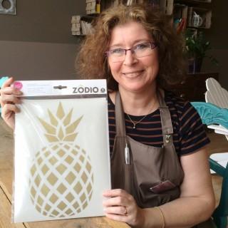 J'ai choisi pour ma maman la reine des tropiques !