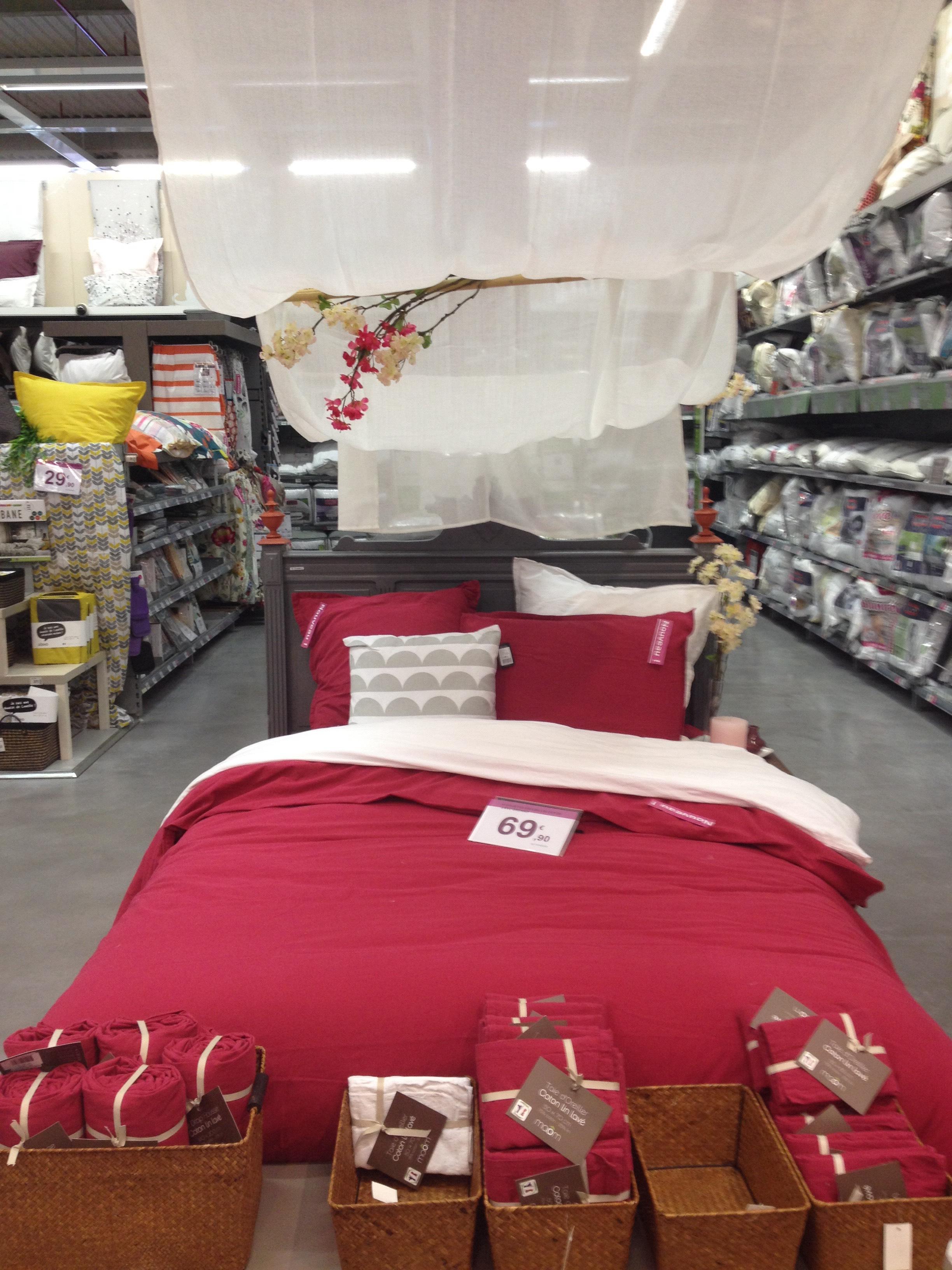 ma parure de lit coup de c ur blog z dio. Black Bedroom Furniture Sets. Home Design Ideas