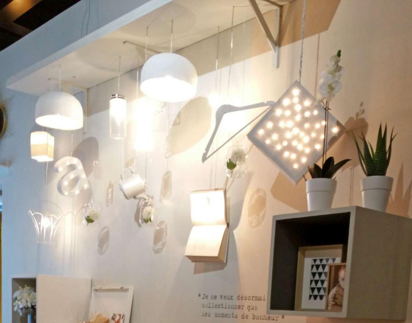 Mon astuce déco : Donnez de la lumière à vos objets