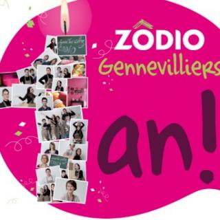 Joyeuuuuuux Z'anniiiiiversaire ZODIO Gennevilliers!!!!!!