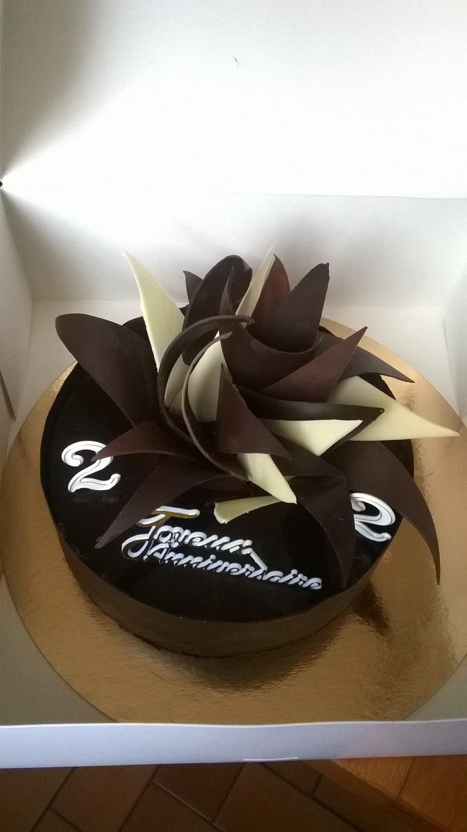 Décors chocolat noir, lait, blanc