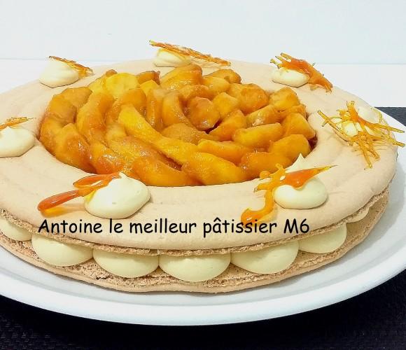 Le Mac'Tatin, le macaron façon tarte tatin