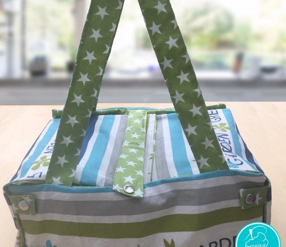 Fabriquez votre sac picnic pliable !