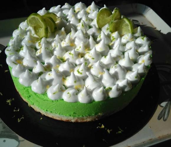 Entre Fraise et Citron vert