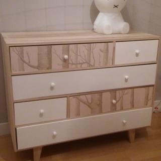 customiser une commode blog z dio. Black Bedroom Furniture Sets. Home Design Ideas