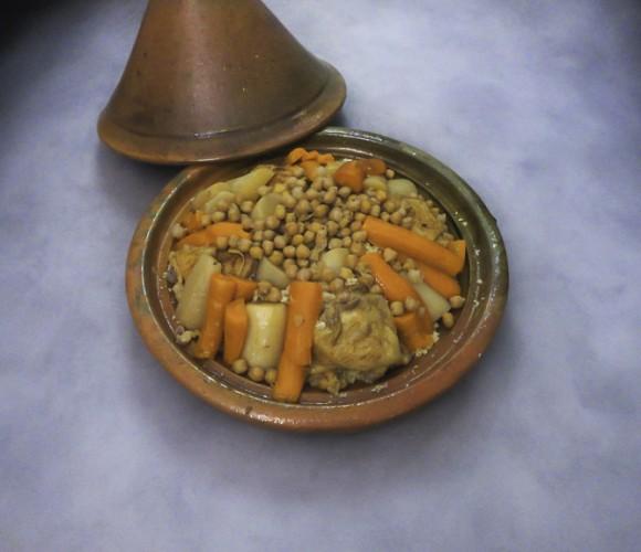 Plats marocains