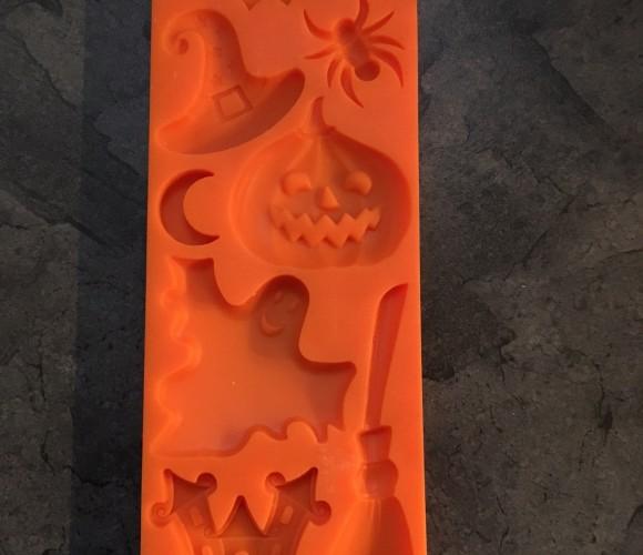 J'ai testé pour vous le moule en Silicon Halloween